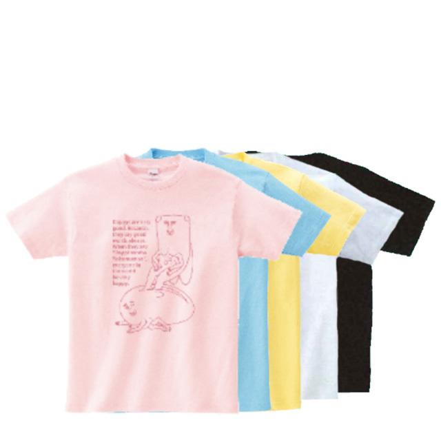 ダッピィズ Tシャツ