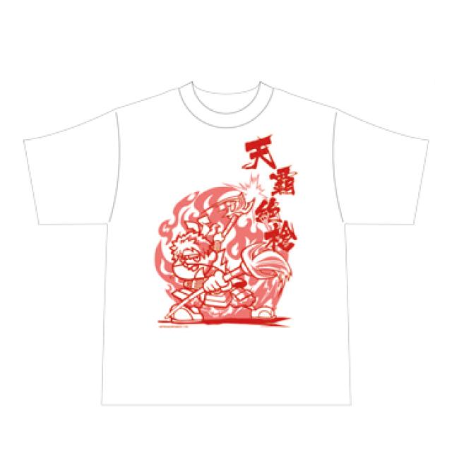 戦国BASARA×鷹の爪 Tシャツ S 吉田/真田