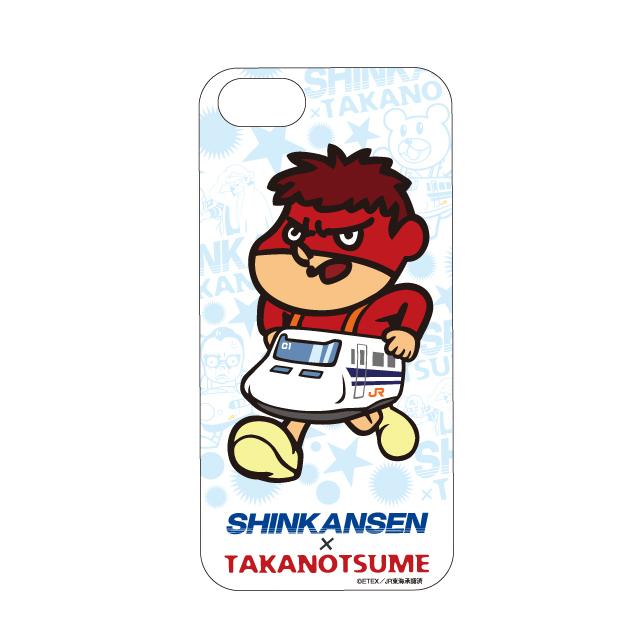 鷹の爪 iPhone5/5sケース(700系)