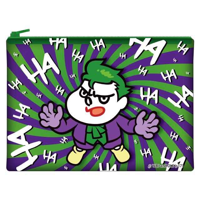 DC×鷹の爪 クリアポーチC ジョカ田