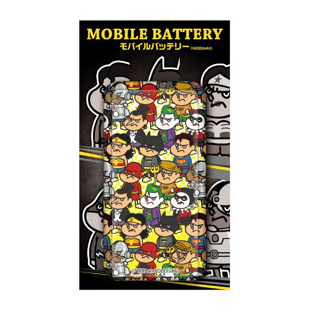 DC×鷹の爪 モバイルバッテリー