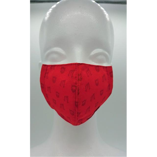 鷹の爪 立体マスク ロゴ