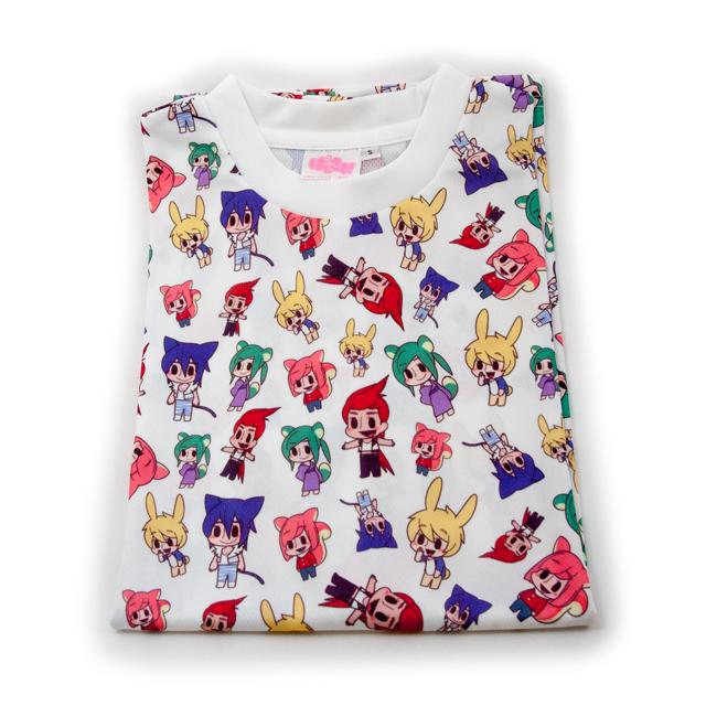 ぱんきす Tシャツ