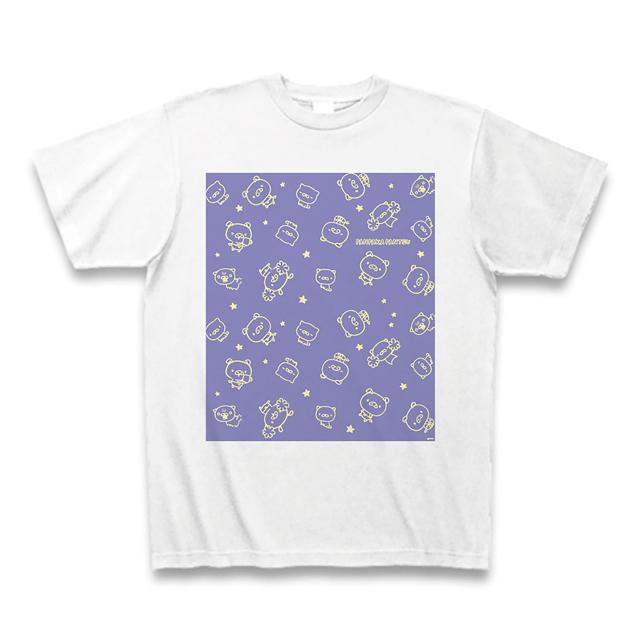 パンパカパンツ Tシャツ 総柄