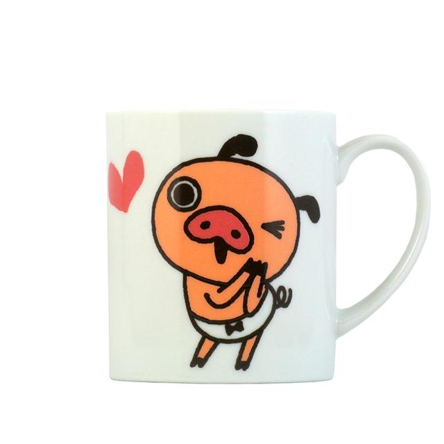 パンパカパンツ マグカップ(おねがい)