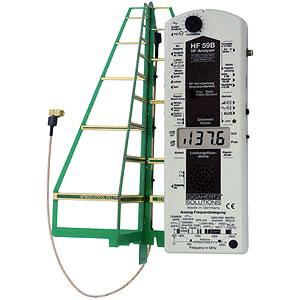 ギガヘルツソリューションズ電磁波測定器HF59B