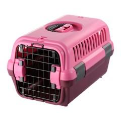 キャンピングキャリー Sサイズ ピンク