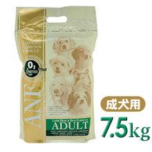 【★愛犬もプレミアムフードが食べたい!!★】 ANF アダルト ラム&ライス 7.5kg