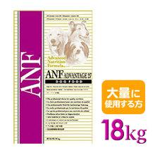 【♪パートナー(愛犬)のためのプレミアムフード♪】 ANF アドバンテイジ27 18kg