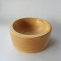 大切なパートナーの為に♪ 広島の木材加工職人さんの手作り【木製食器】  ★一点もの食器★