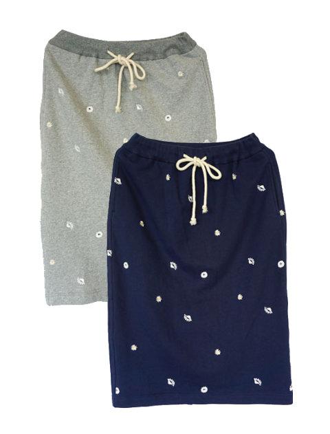【WOMEN】マーガレットスカート
