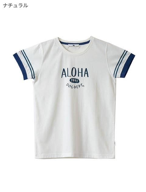 【WOMEN】ECO ALOHA Tシャツ
