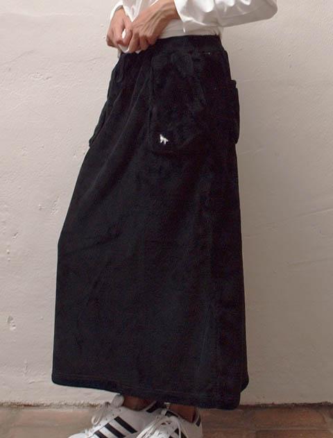 【WOMEN】シャギーボアスカート