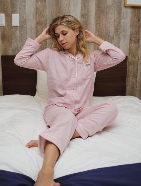 【WOMEN】今治パジャマ