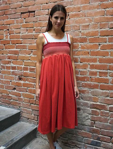 【WOMEN】2WAYスカート