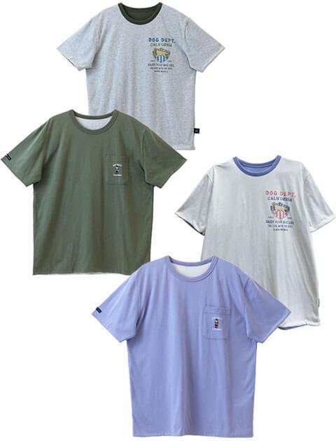 【UNISEX】HELLO.MAX リバーシブルTシャツ