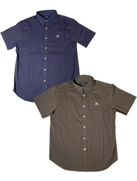 【UNISEX】パナマシャツ