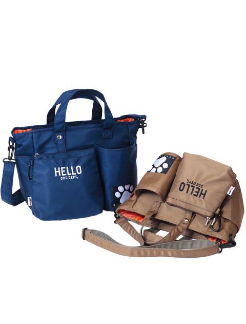 【GOODS】マナーポーチ付きお散歩バッグ
