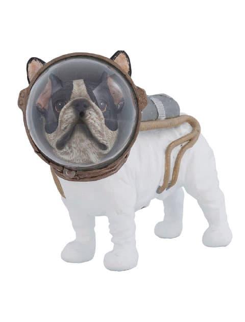 【GOODS】Deco Figurine Space Dog