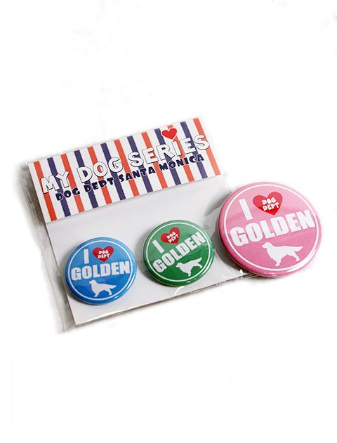 【GOODS】犬種缶バッジ