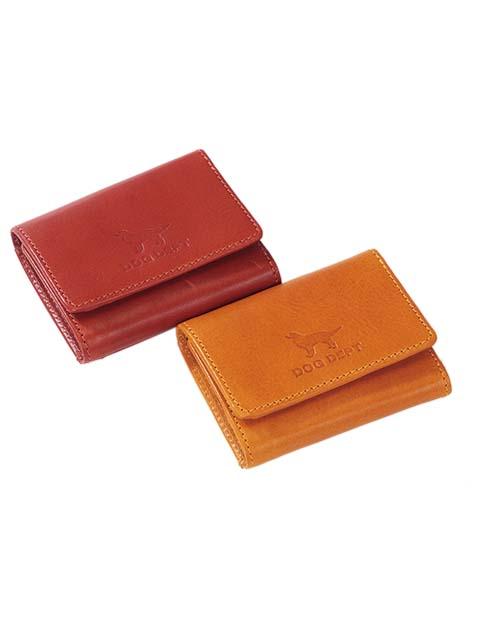 【GOODS】レザー 二つ折り財布