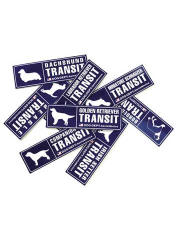 【GOODS】トランジットステッカー