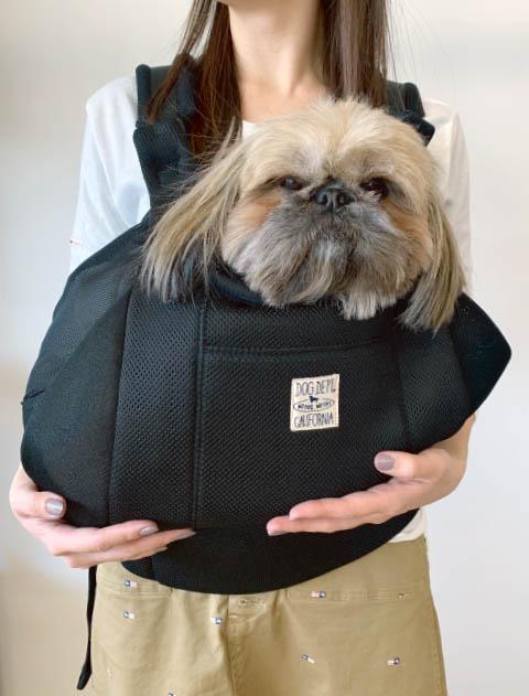【DOG GOODS】抱っこキャリー