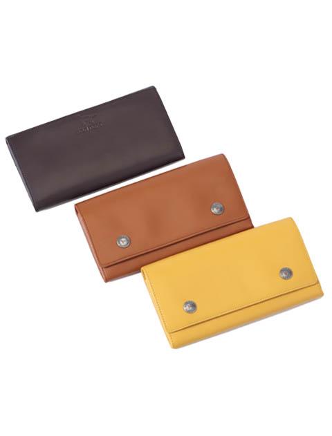 【GOODS】レザー長財布