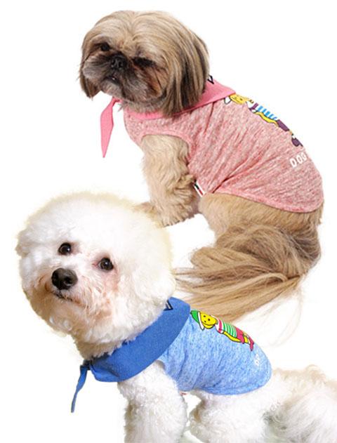 【DOG WEAR】HELLOMAX ノースリーブ