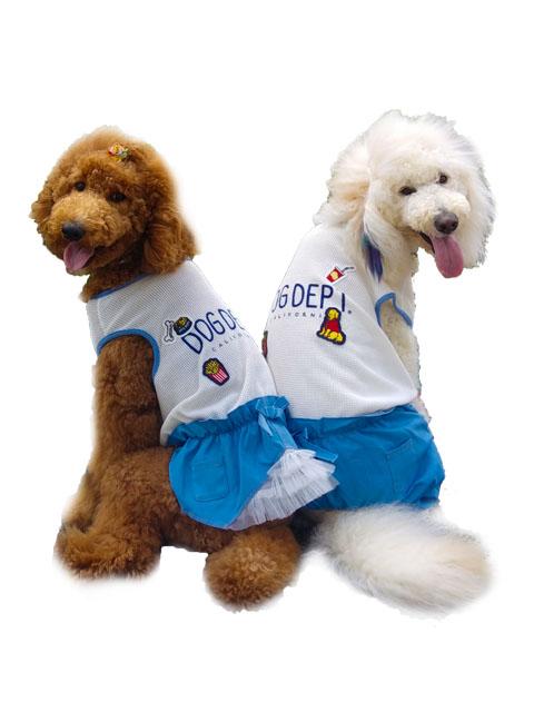 【DOG WEAR】アメリカンフードペア