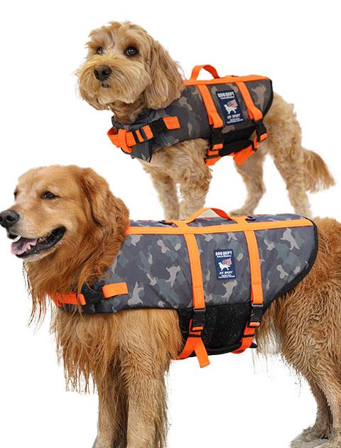 【DOG WEAR】ライフジャケット