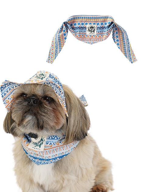 【DOG GOODS】ネイティブクールバンダナ