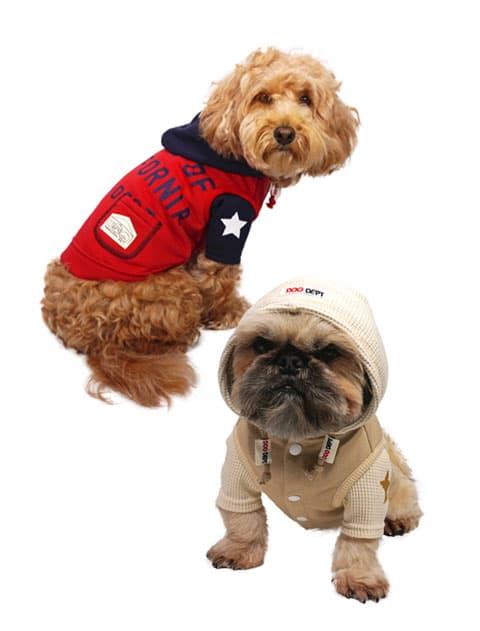 【DOG WEAR】レイヤー スウェット