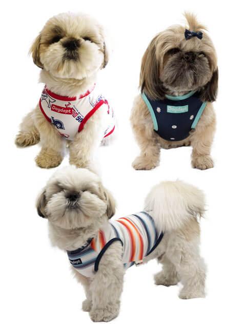 【DOG WEAR】ラッシュガード ノースリーブ