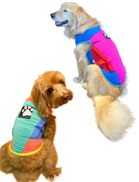【DOG WEAR】クールポケットタンクトップ
