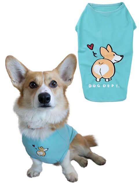 【DOG WEAR】コーギー専用 ドッグウェア