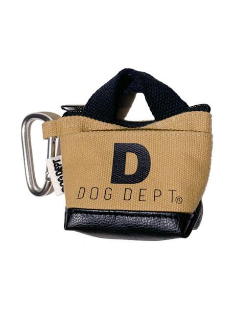【DOG GOODS】MY DOG BAG型エチケット袋ポーチ