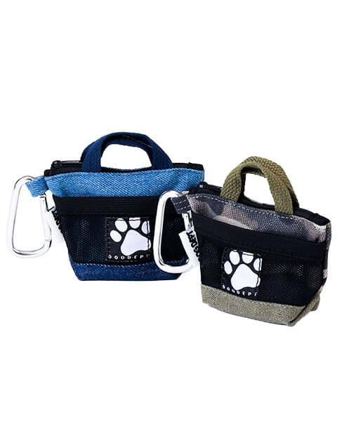 【DOG GOODS】ミニバッグ型エチケット袋ポーチ