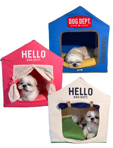 【DOG GOODS】DOG HOUSE