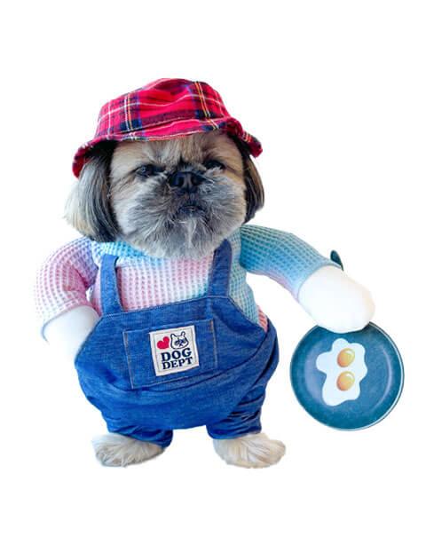 【DOG GOODS】ハロウィン コスプレ キャンプ