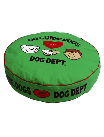 【DOG GOODS】GUIDE DOG コラボドッグベッドカバー