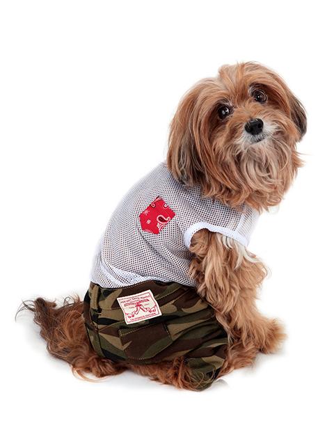 【DOG WEAR】スカート&パンツ