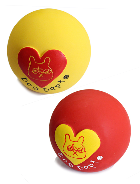 【DOG GOODS】ラテックス大ボール