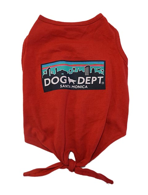 【DOG WEAR】撥水ロゴロンT