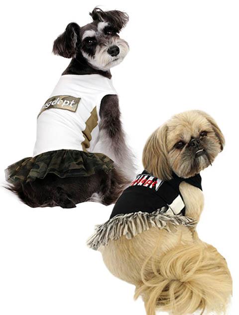 【DOG WEAR】ボックスロゴ ノースリーブ