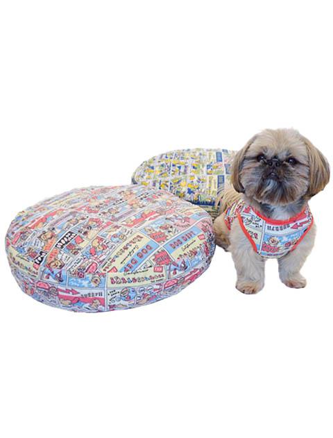 【DOG GOODS】アメコミ ベットカバー