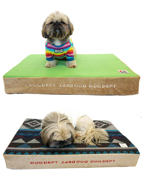 【DOG GOODS】cool&warm スクエアーベッド