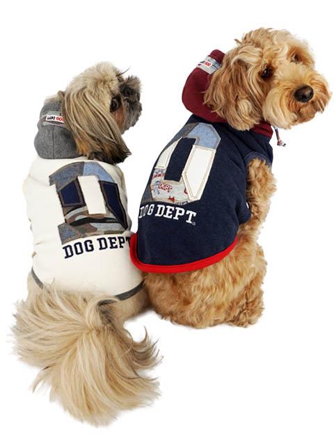 【DOG WEAR】Dアップリ スウェット