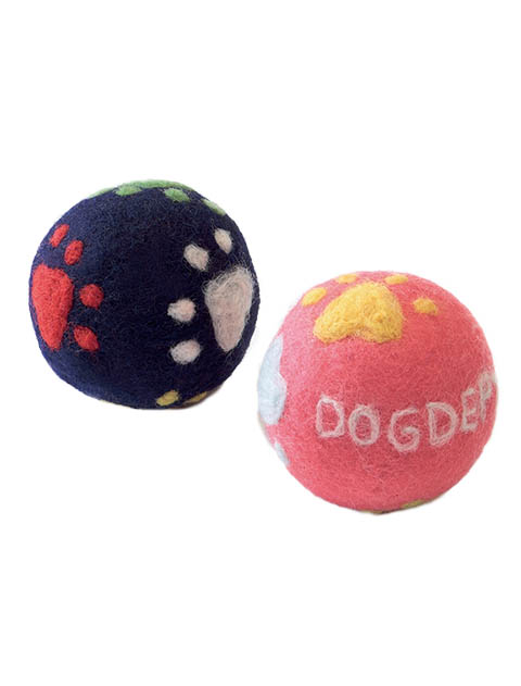 【DOG GOODS】ウールボール