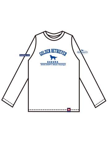 WEBオリジナル ロングTシャツ-A